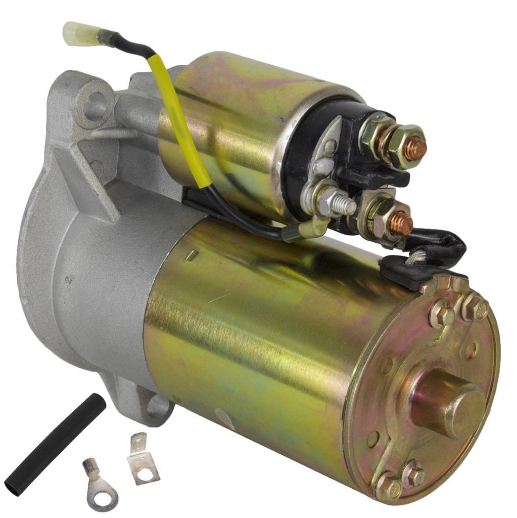 New gear reduction starter motor kit fits 78 96 omc for Gear reduction starter motor