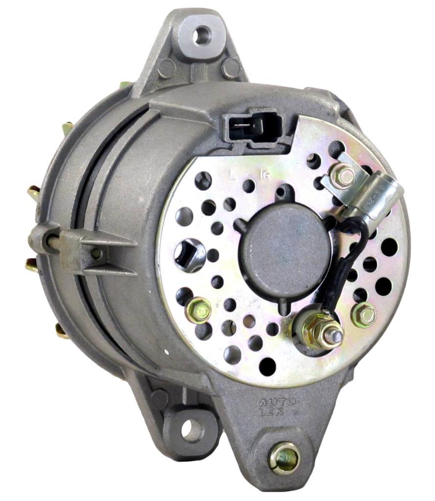 Ford Tractor Engine : New v a alternator ford tractor shibaura diesel engine