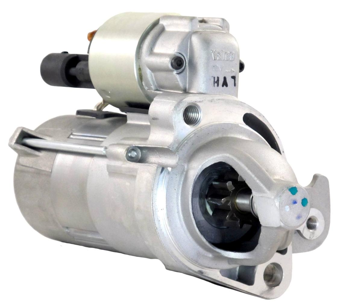 NEW OEM STARTER MOTOR 04 05 06 07 08 09 AUDI A6 A8 ALLROAD