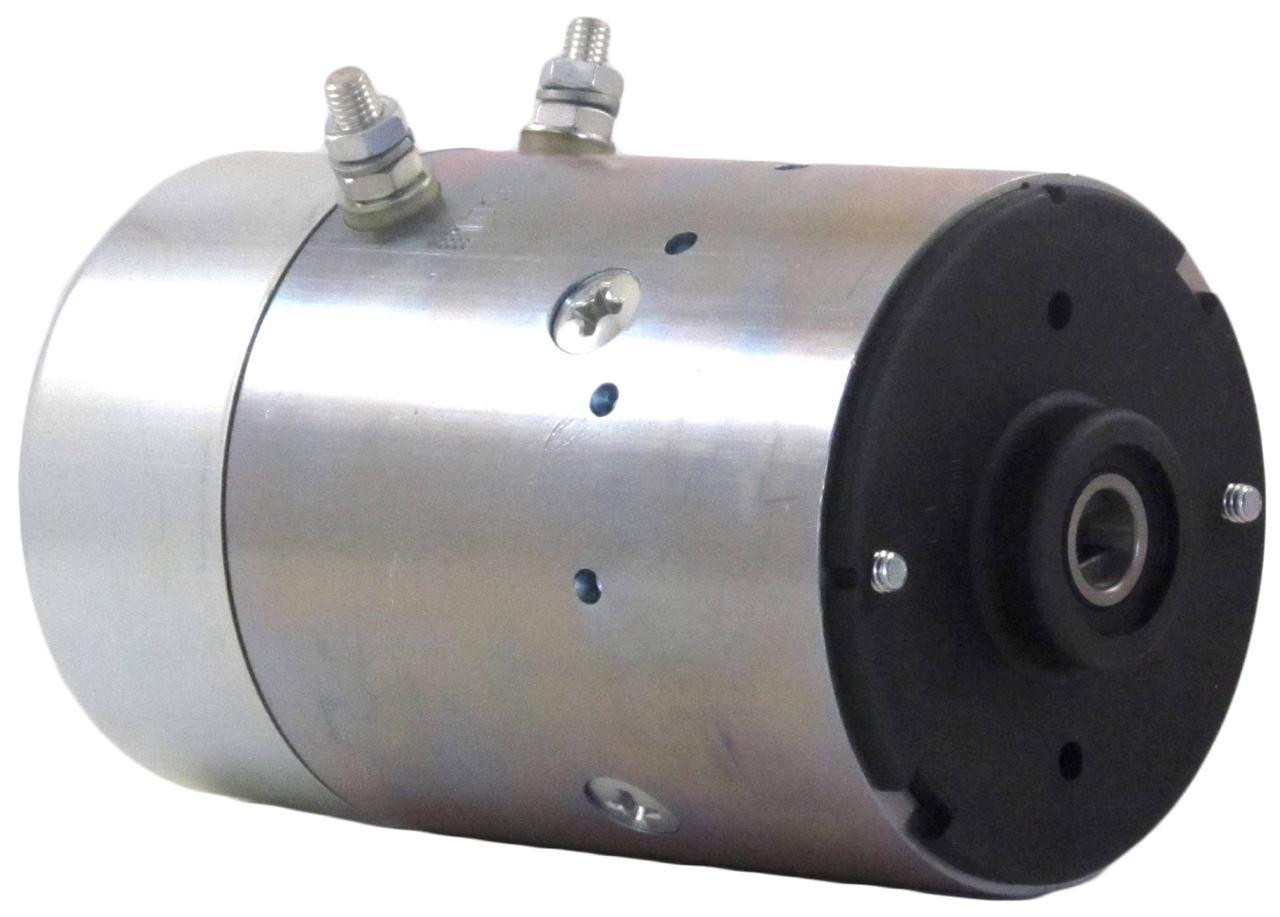 New oem iskra 24v ccw electric motor haldex barnes for 1 kw dc motor