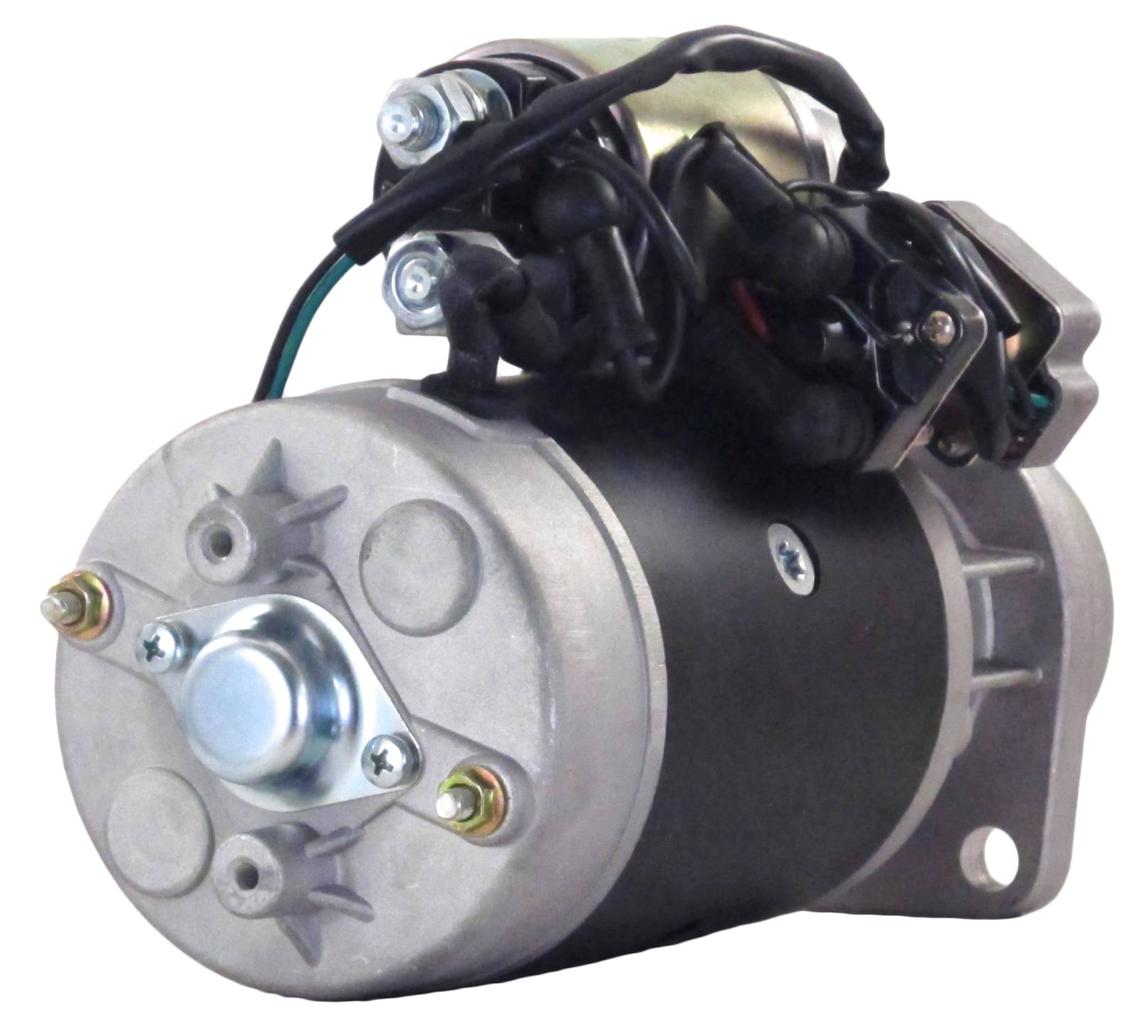 new starter motor isuzu 4 cyl diesel engine 5811001640 0. Black Bedroom Furniture Sets. Home Design Ideas