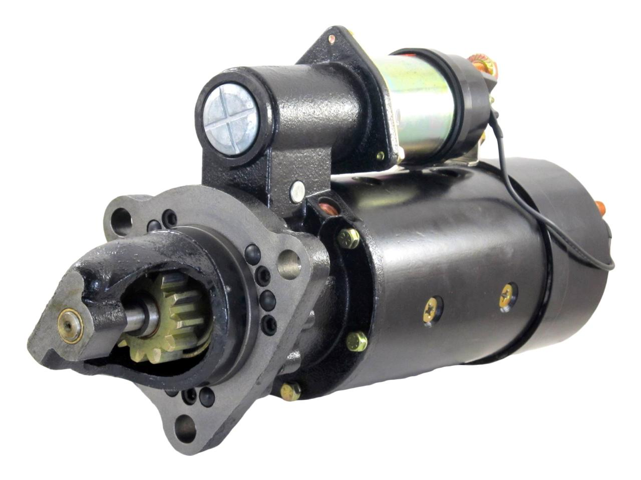 New starter fits 24v 11t ingersoll rand air compressor r for Air compressor motor starter