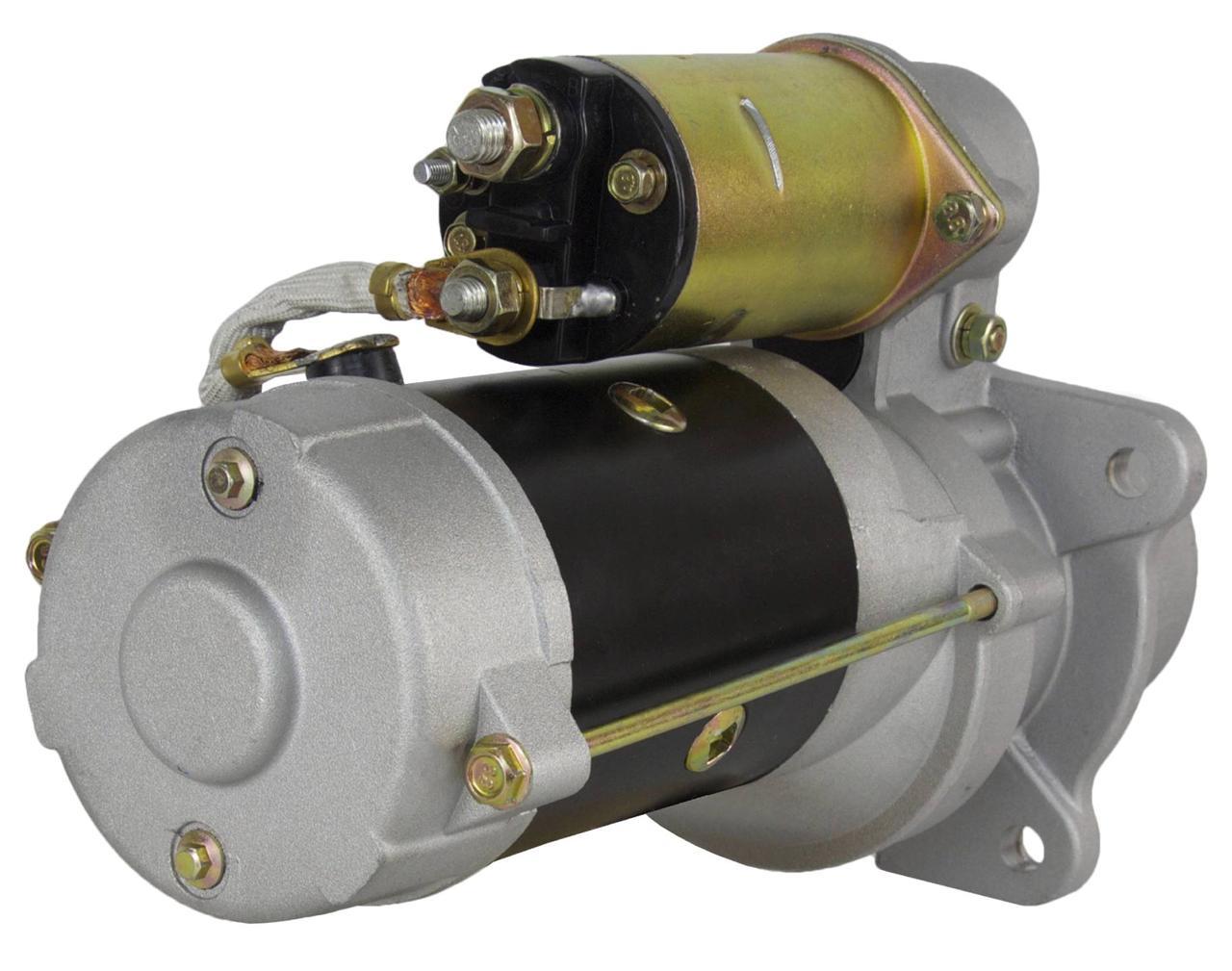 Massey Ferguson 135 Starter : New starter motor massey ferguson loader mf
