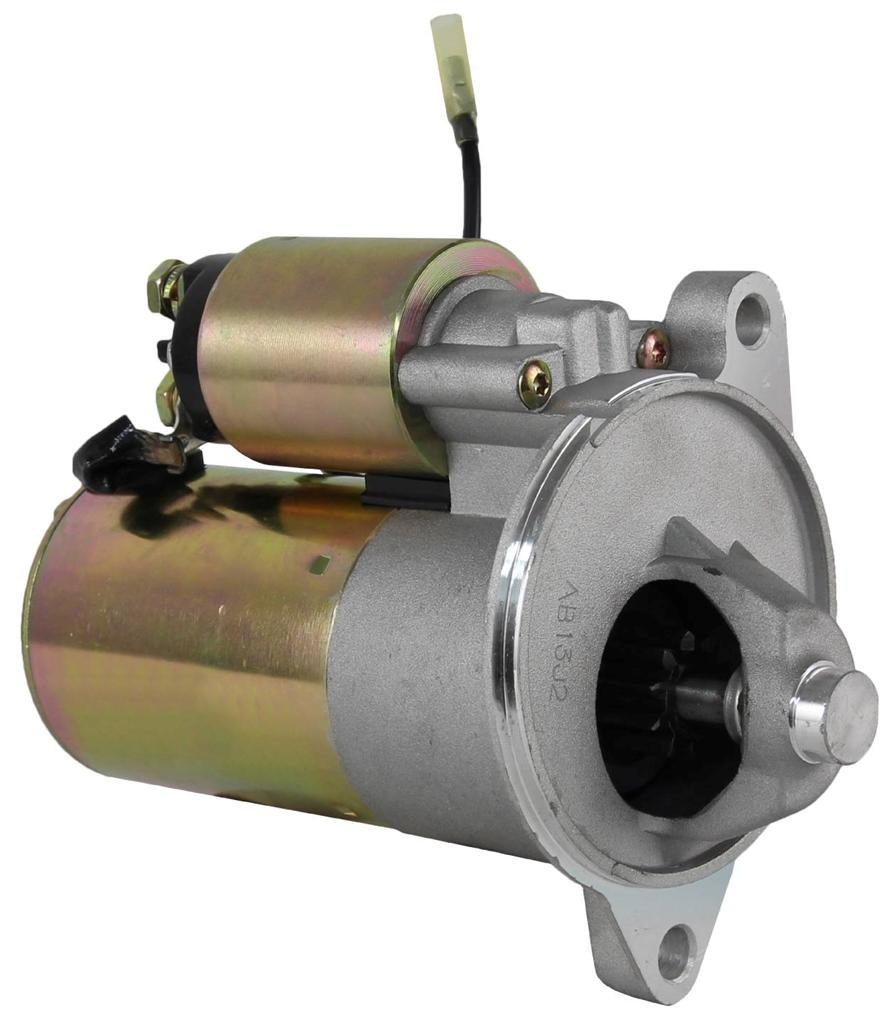 Rareelectrical STARTER FORD BRONCO E-SERIES VAN F-SERIES TRUCK 4.9 5.0 5.8 MANUAL TRANSMISSION at Sears.com