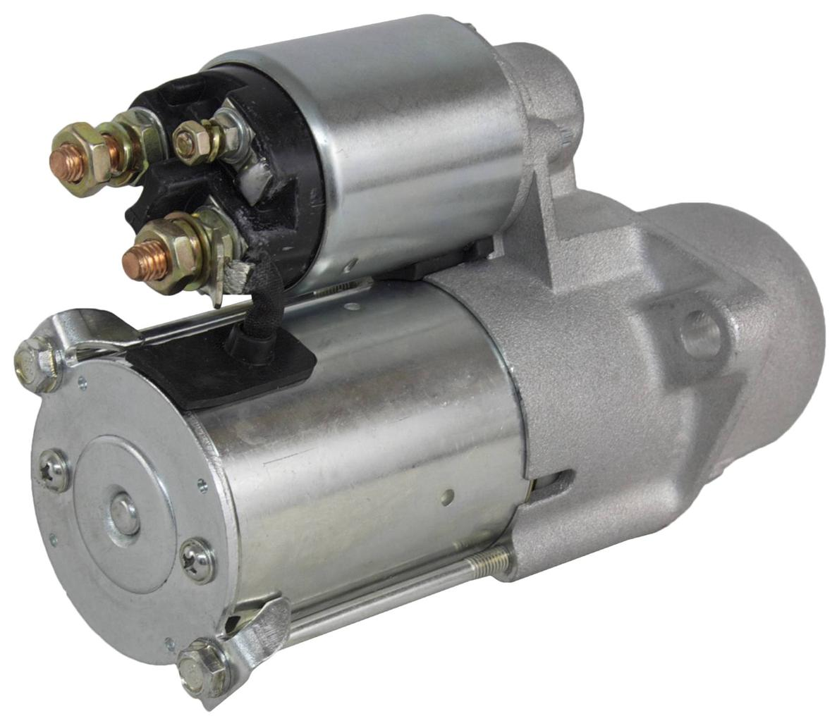 new starter motor pontiac g6 4 cyl 2 4l 2007 323 1642. Black Bedroom Furniture Sets. Home Design Ideas