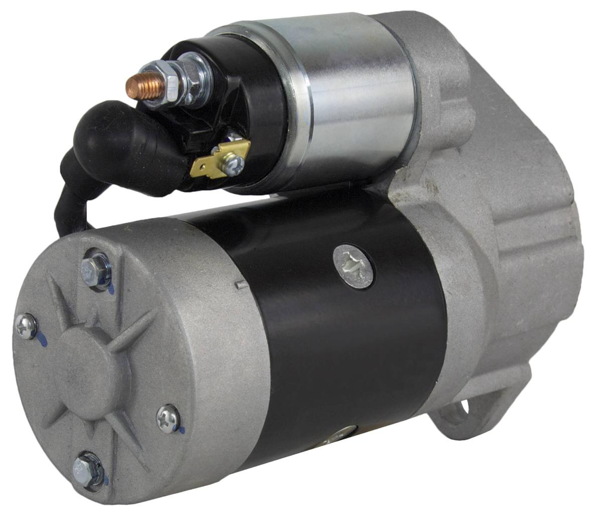 new starter fit motor ingersoll rand 185 p185 air