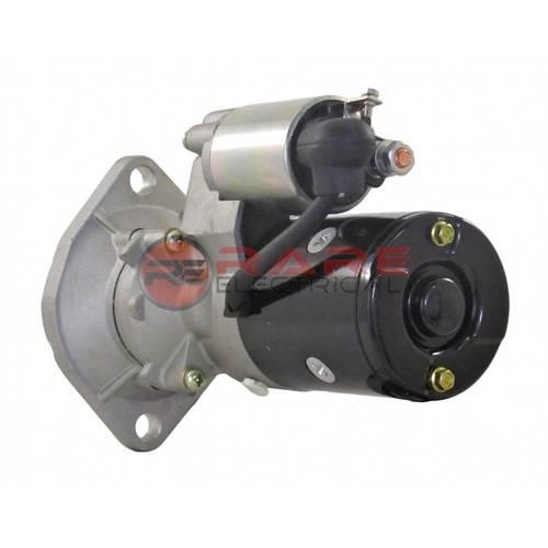 New late model gear reduction starter motor massey for Gear reduction starter motor