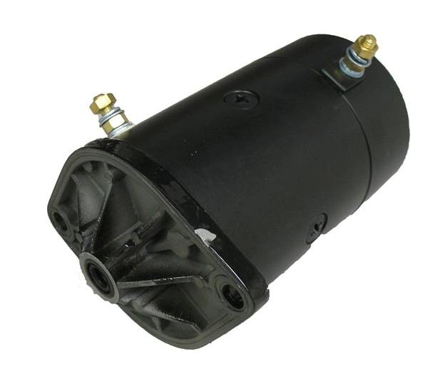 New fisher snow plow motor dual post replaces a5819 ebay for Fisher snow plow pump replacement motor
