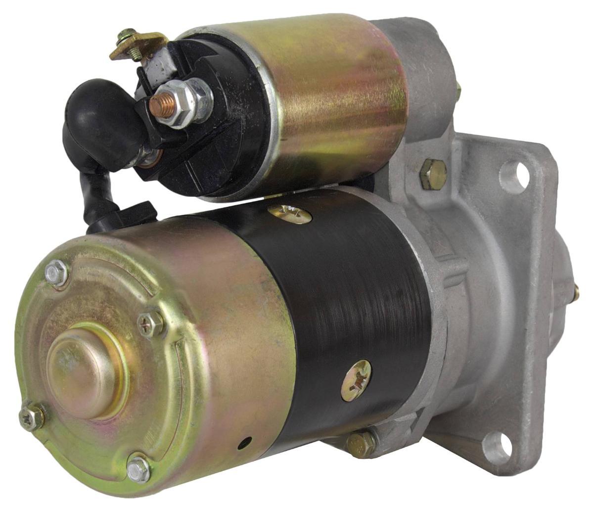 New gear reduction starter motor link belt excavator for Gear reduction starter motor
