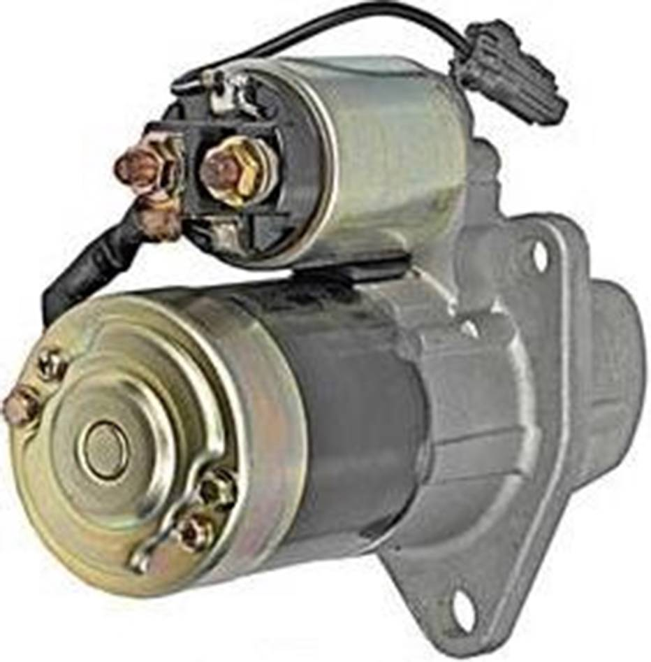 new starter motor fits 2002 2004 nissan altima 2 4 04 05. Black Bedroom Furniture Sets. Home Design Ideas