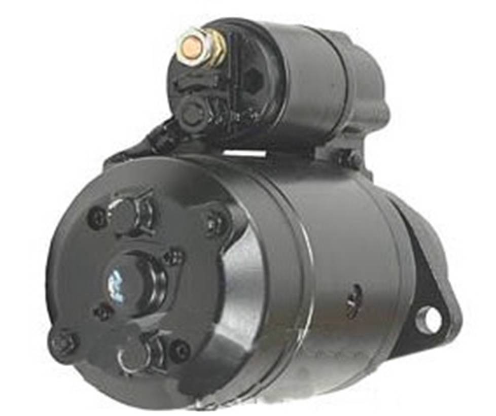 New gear reduction starter motor fits agrifull 235 c 235c for Gear reduction starter motor