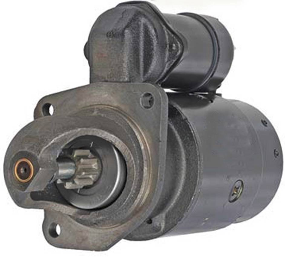Bobcat Motor Parts : New starter motor fits bobcat skid steer loader b