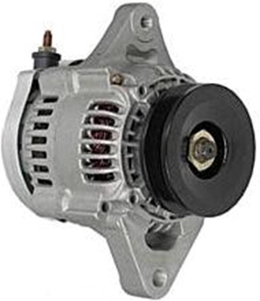 Yanmar Tractor Voltage Regulator : New alternator john deere utility tractor yanmar