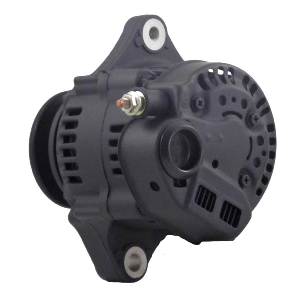 new mini 8162 black 60a small big block chevy racing 1 wire alternator fits 93mm ebay