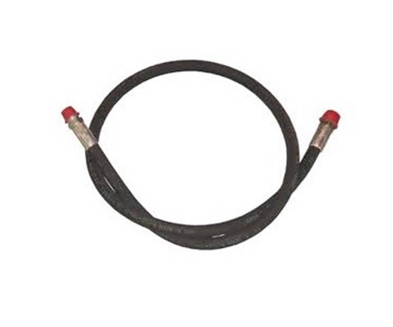 """Rareelectrical NEW MEYER SNOWPLOW HYDRAULIC HOSE 1/4 X 38"""" MALE SAE O-RING FITTING 22461 at Sears.com"""