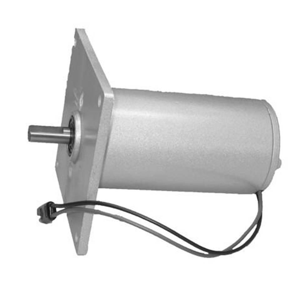 New meyer snow plow motor sealed with connector salt for Meyer salt spreader motor
