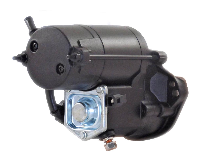 Hi torque starter motor harley davidson fxdwg fxdwg2 for Hi torque starter motor