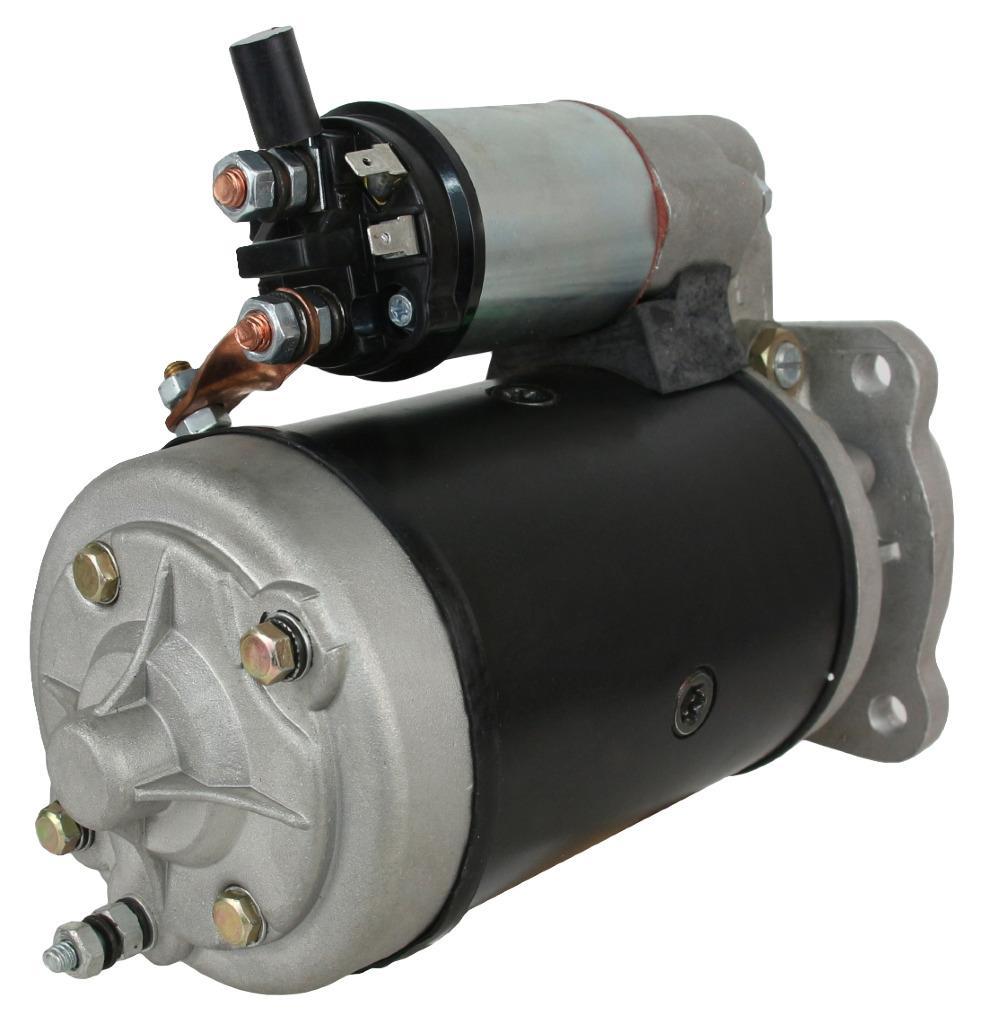 Massey Ferguson 135 Starter : New starter motor massey ferguson tractor mf s