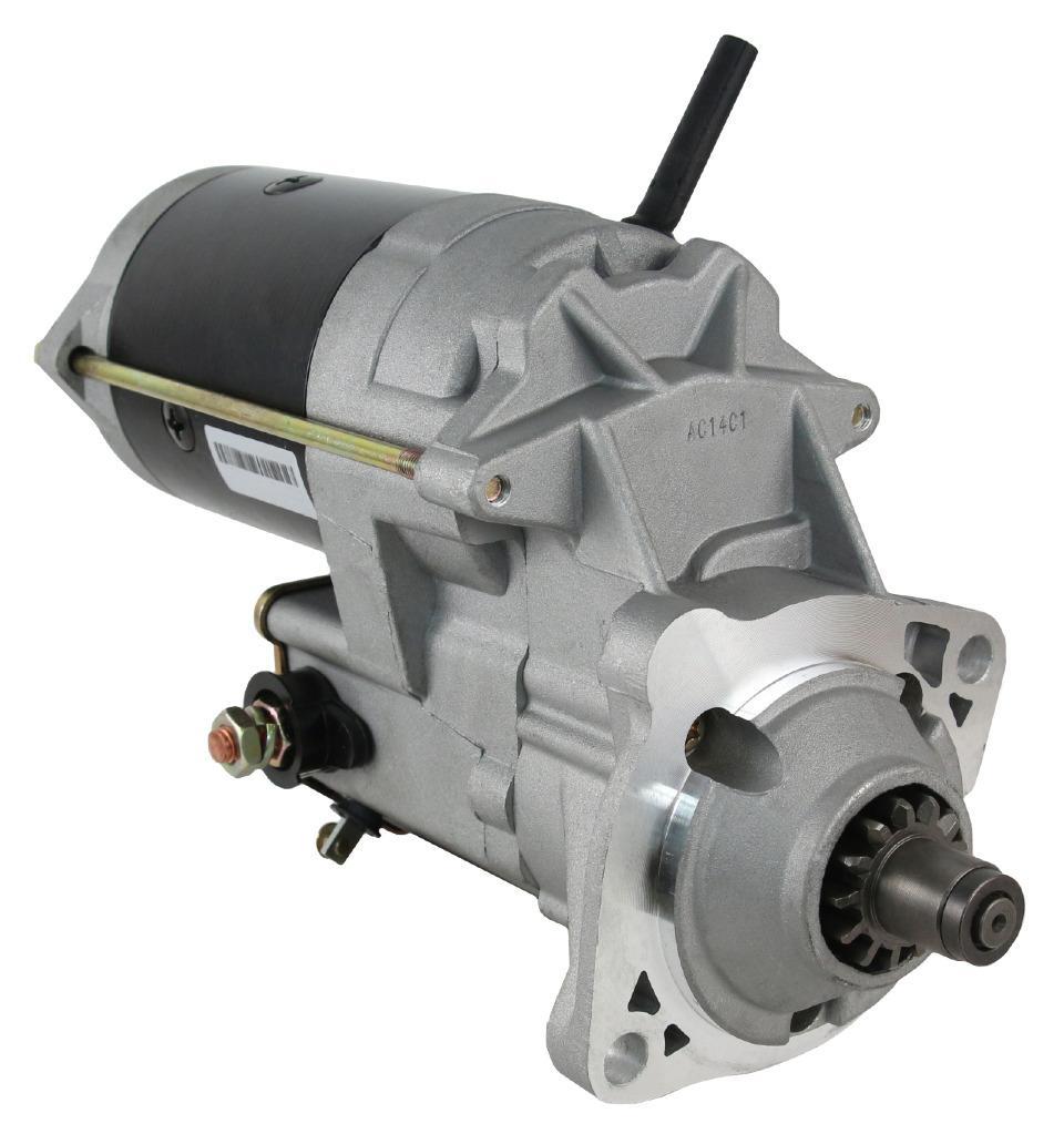 High torque starter motor 99 00 01 02 03 ford f450 f550 for Hi torque starter motor