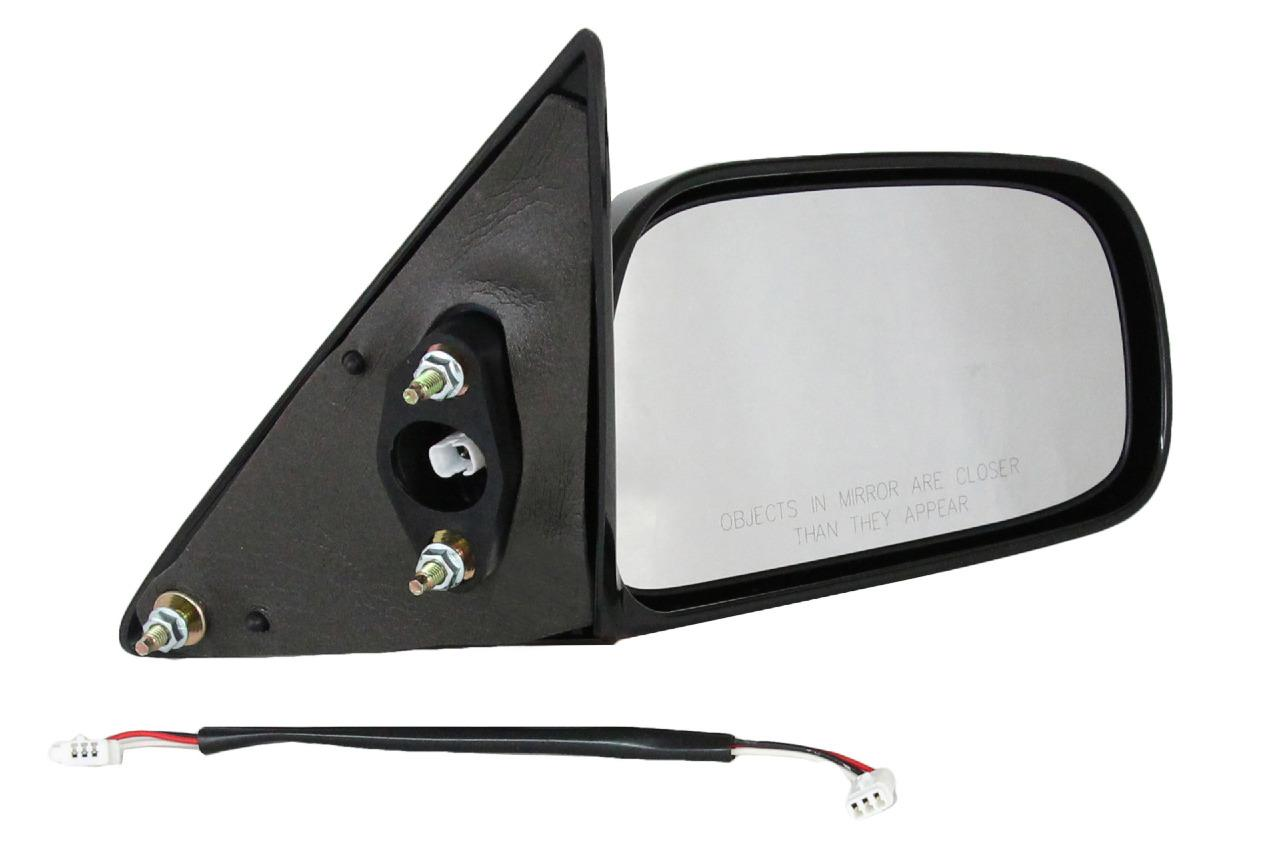 new right door mirror fits toyota camry 1997 2001 power non heated 3 head 3 p. Black Bedroom Furniture Sets. Home Design Ideas