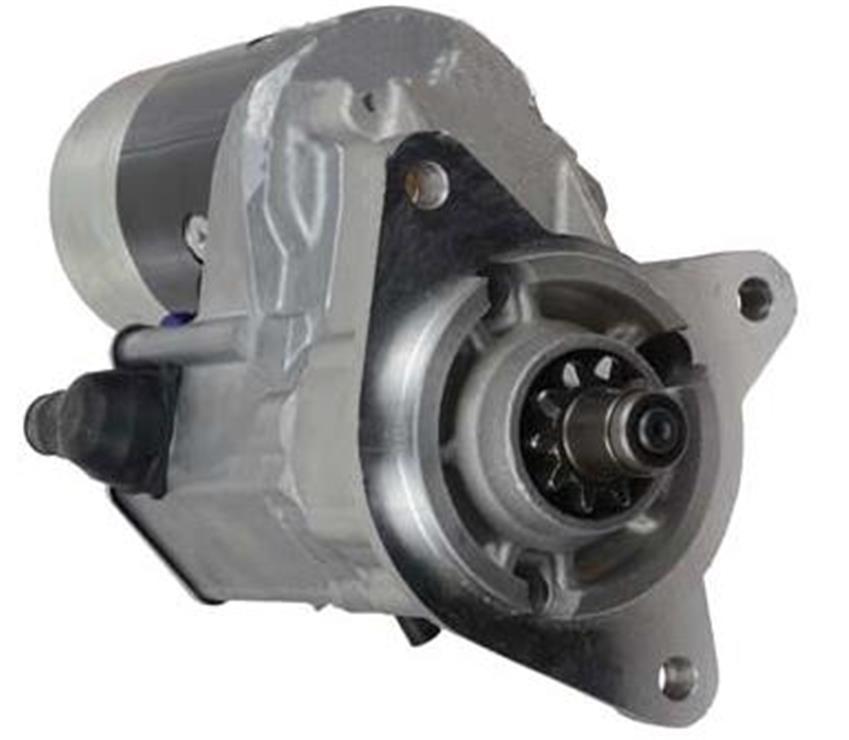 New gear reduction starter motor ford farm tractor 9000 for Gear reduction starter motor