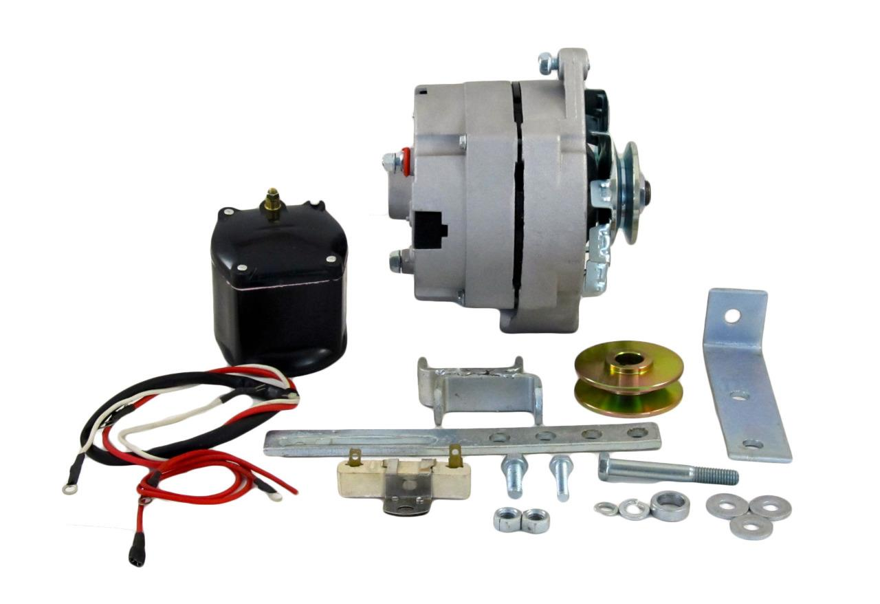 Ford 8n Alternator Conversion : New alternator conversion kit fits  ford n