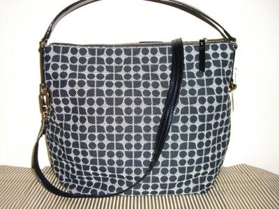 Kate Spade Joisan XBody Shoulder Tote Bag NWT $275 Classic Noel
