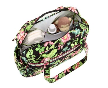vera bradley baby bag diaper purse botanica ebay. Black Bedroom Furniture Sets. Home Design Ideas