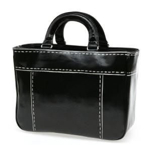 Kate Spade POSTMARK JASPER Black Canvas Handbag