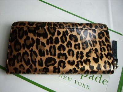 Kate Spade Sugar Grove Animal Neda Wallet $195