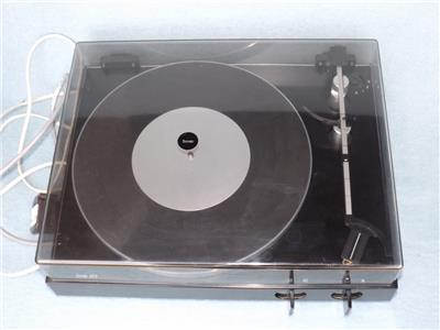 vintage sonab 55s turntable record player hifi working order ebay. Black Bedroom Furniture Sets. Home Design Ideas
