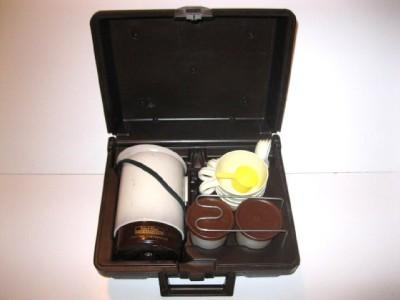 Travel Coffee Maker Kit : VINTAGE Empire KAR N HOME Coffee maker travel kit WORKS GREAT eBay