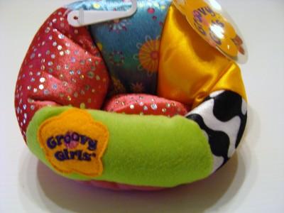 NEW Groovy Girls Beanbag Chair Manhattan Toys HCTS