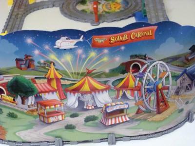 take along thomas sodor carnival instructions