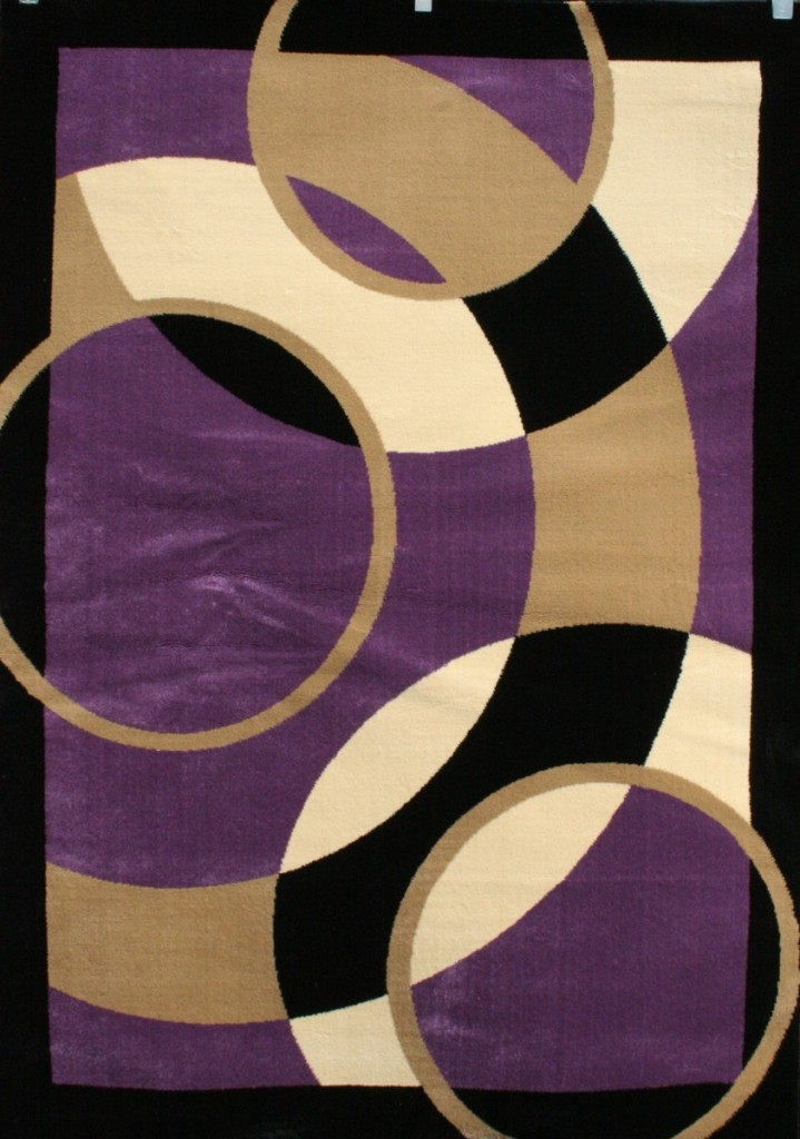 Black And Purple Area Rugs Roselawnlutheran