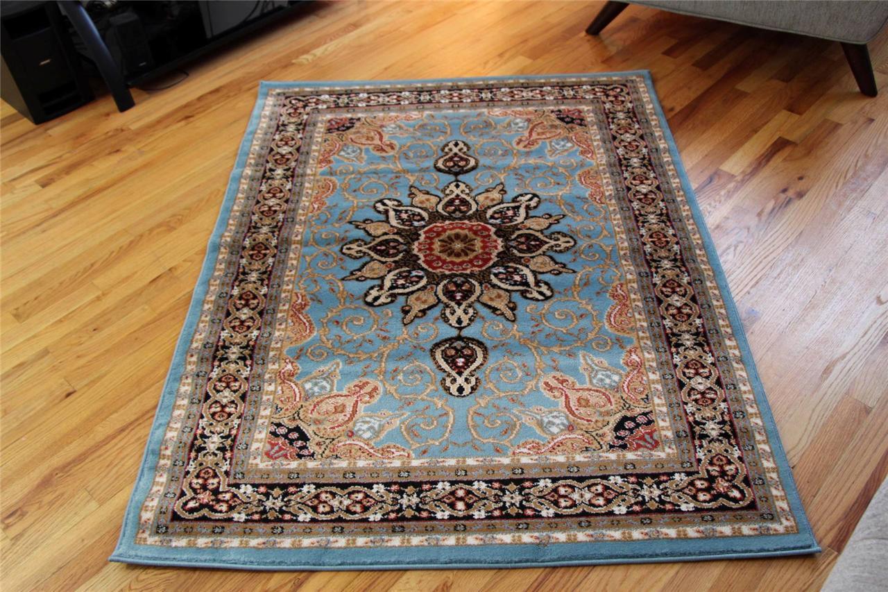 653 burgundy green beige blue gold black traditional area rugs carpet ebay. Black Bedroom Furniture Sets. Home Design Ideas
