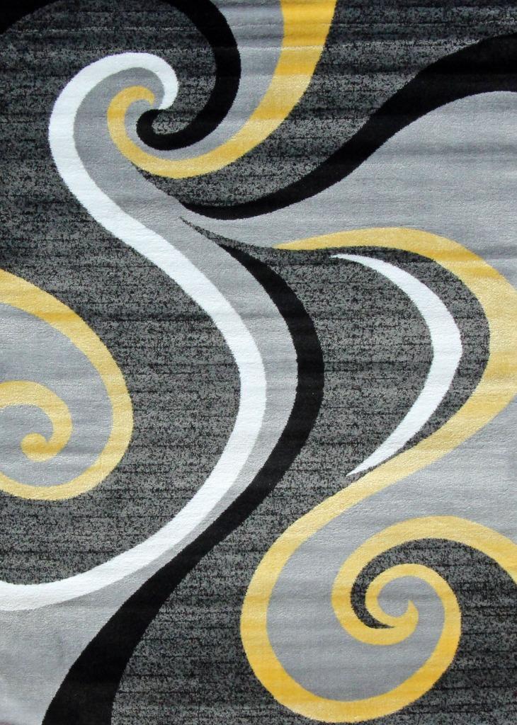 0327 red blue purple gray black modern area rug comteporary abstract carpet new ebay. Black Bedroom Furniture Sets. Home Design Ideas