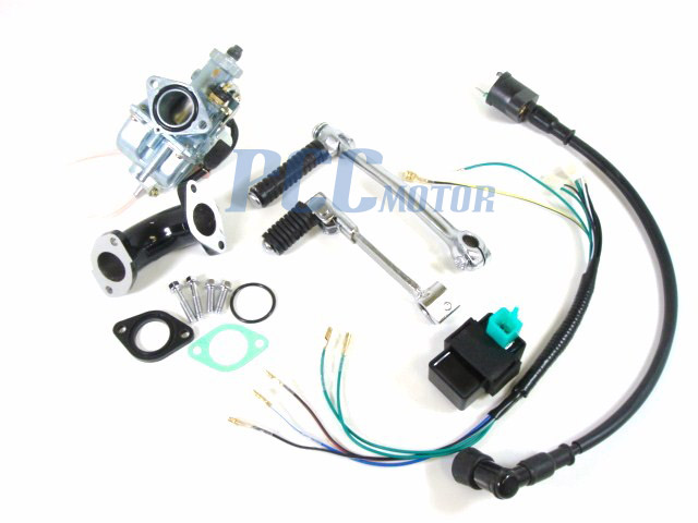 100801696_o lifan 125cc engine motor carb xr50 crf50 xr70 crf70 set ebay lifan 125cc engine wiring diagram at soozxer.org