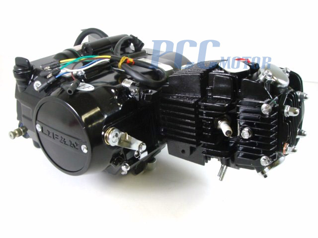 Lifan 125cc Motor Dirt Bike Engine 4 UP!! 125M-BASIC EN18