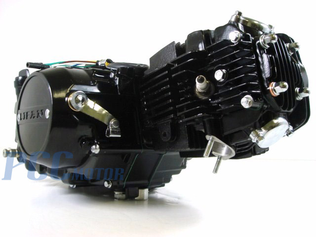 lifan 125cc motor dirt pit bike engine 4 up   125m