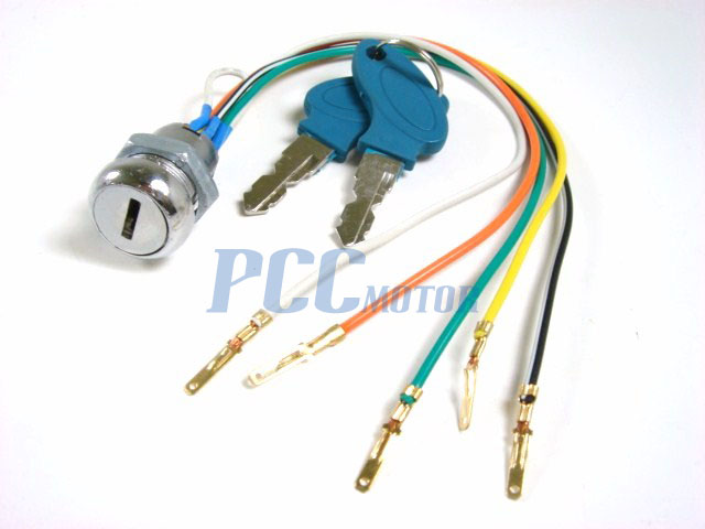 ignition key switch 49cc super pocket bike scooter ks03
