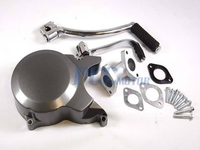 125cc Atv Pit Dirt Bike Motor Engine Xr50 Crf50 Xr70 Crf70 125 125z