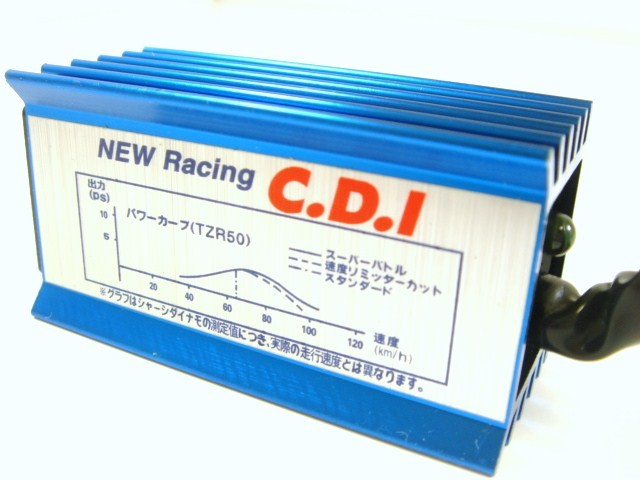 5 Pin Race No Rev Hyper Cdi Box Xr50 Crf50 50 70 125 Pit Bike Cd01