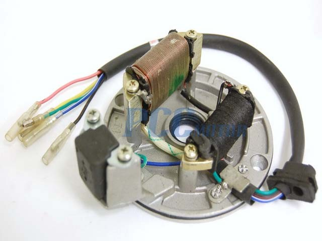 332228556_o ignition stator magneto plate 125cc pit bike is01 pit bike magneto wiring diagram at reclaimingppi.co