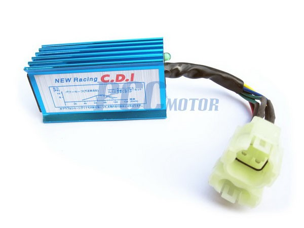 GY6 50CC Performance 18mm Carburetor CDI Box Coil ATV Go ...  Cc Go Kart Wiring Diagram on