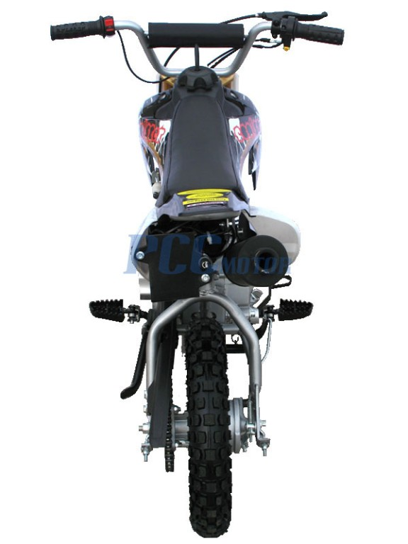 FREE SHIPPING Fully Auto 110cc Pit Bike