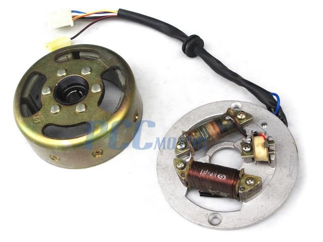yamaha pw pw80 stator ignition magneto flywheel is09 rh pccmotor com Yamaha XS1100 Wiring-Diagram Yamaha XS1100 Wiring-Diagram