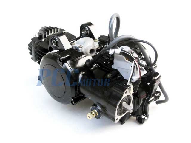 yamaha pw50 pw 50 50cc 2 stroke complete engine motor ebay. Black Bedroom Furniture Sets. Home Design Ideas