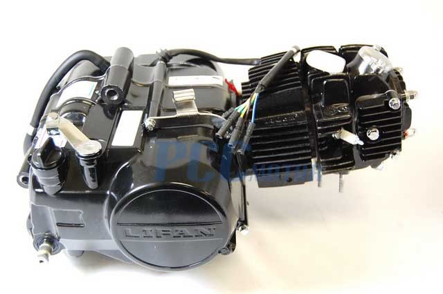 LIFAN 140CC ENGINE MOTOR 4 UP LF140-COMBO W/ OIL COOLER LF140-COMBO