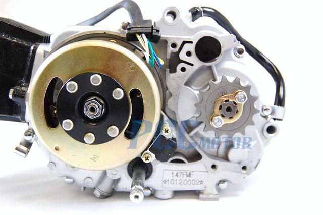 SEMI AUTO  88CC 86CC MOTOR ENGINE HONDA CRF50 XR50